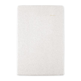 Changing mat cover Quilted jersey 60x85cm BEMINI Light beige marled