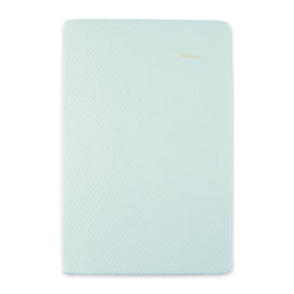 Changing mat cover Quilted jersey 60x85cm BEMINI Light mint