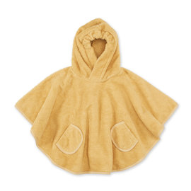 Poncho Terry 9-36m BEMINI Golden