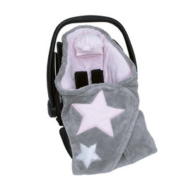 Biside® Softy + softy 0-12m STARY Baby pink